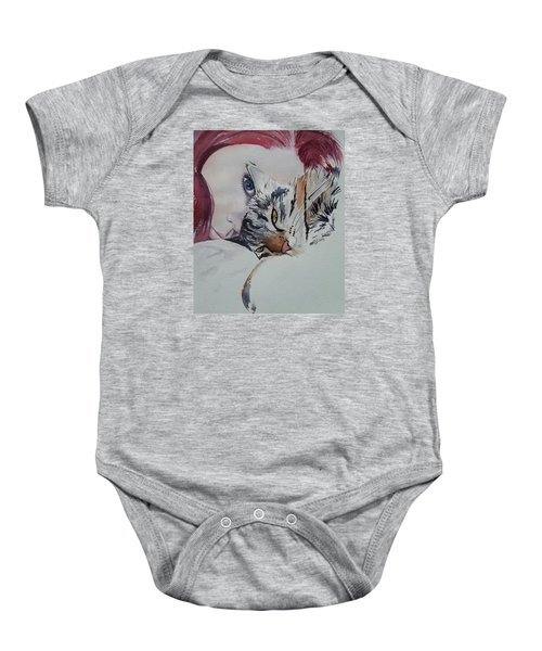Best Friends Baby Onesie