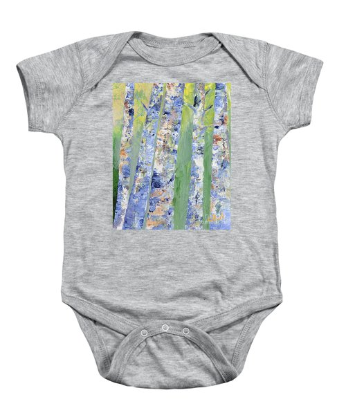 Birches Baby Onesie