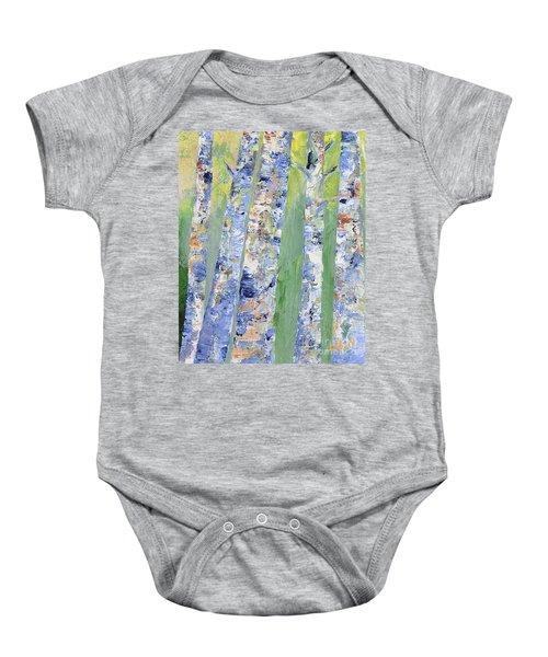Birches Baby Onesie