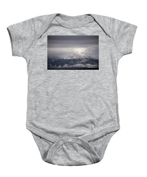 Blanca Peak Baby Onesie