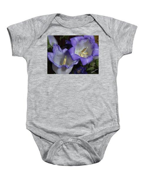 Blue Persuasion Baby Onesie