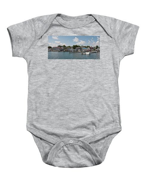 Boothbay Harbor 1242 Baby Onesie