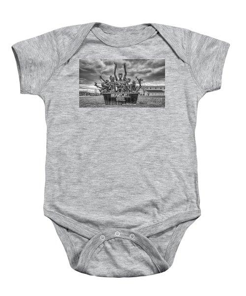 Brakewell Steel Baby Onesie