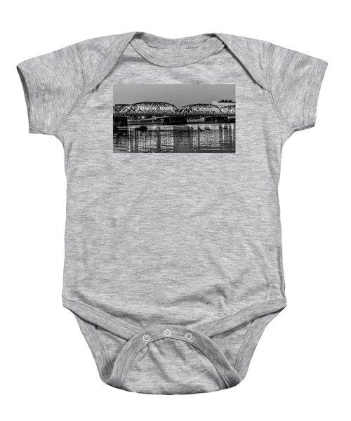 Trenton Makes Bridge Baby Onesie