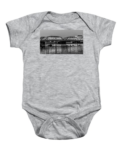 Trenton Makes Bridge Baby Onesie