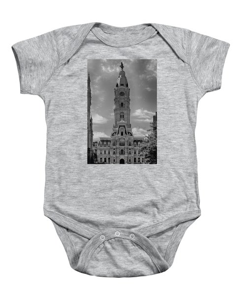Broad And True Baby Onesie
