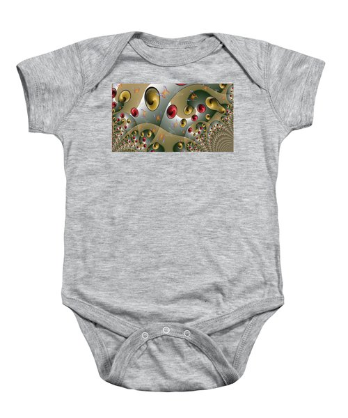 Butterfly Storm Baby Onesie