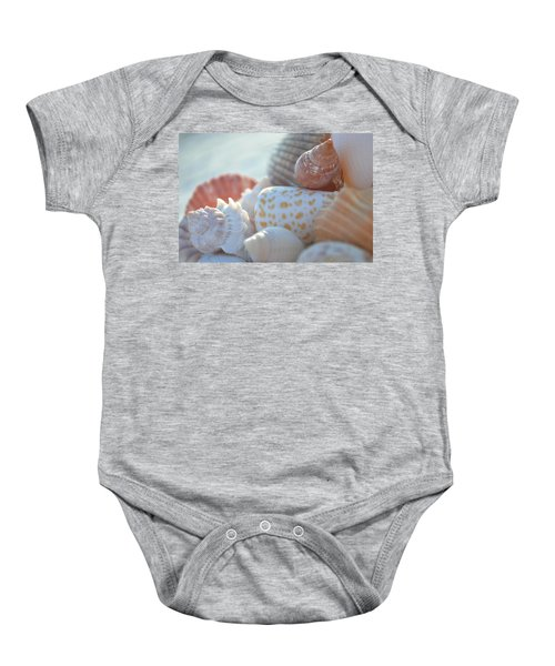 By The Seashore Baby Onesie