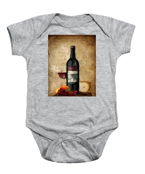 Cabernet Iv Baby Onesie
