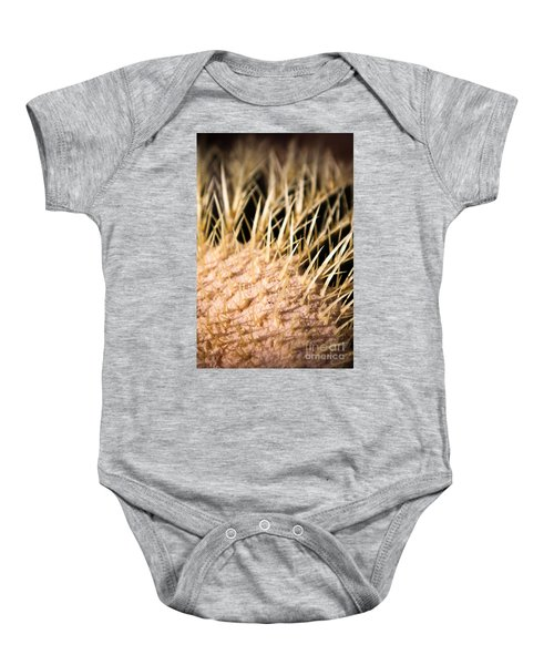 Cactus Skin Baby Onesie