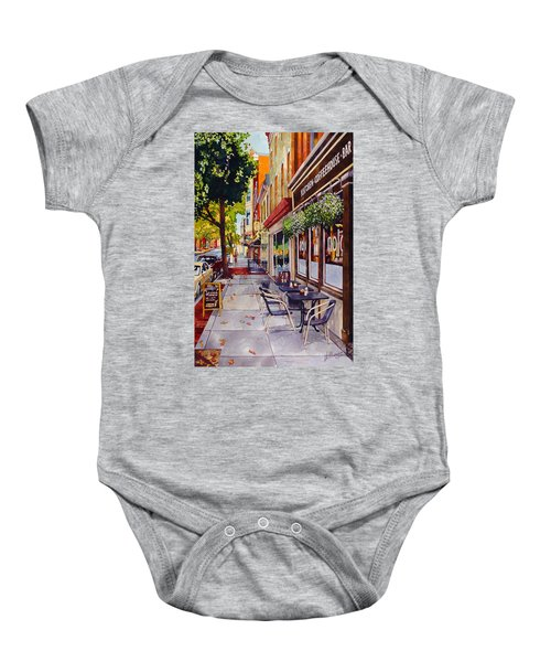 Cafe Nola Baby Onesie