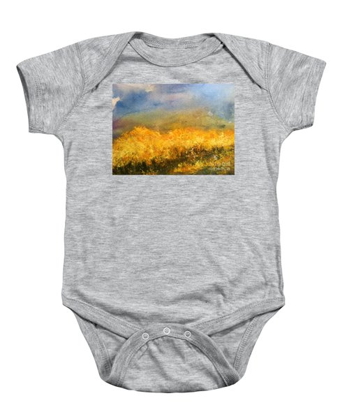 California Orchards Baby Onesie