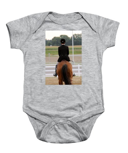Calm Ride Baby Onesie