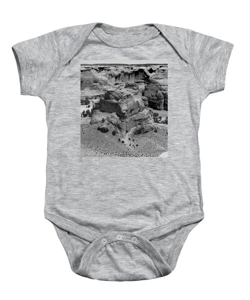 Canyon De Chelly Baby Onesie