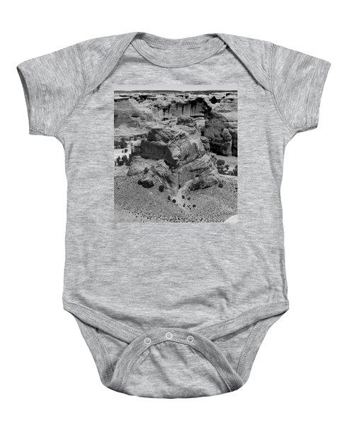 Canyon De Chelly Baby Onesie