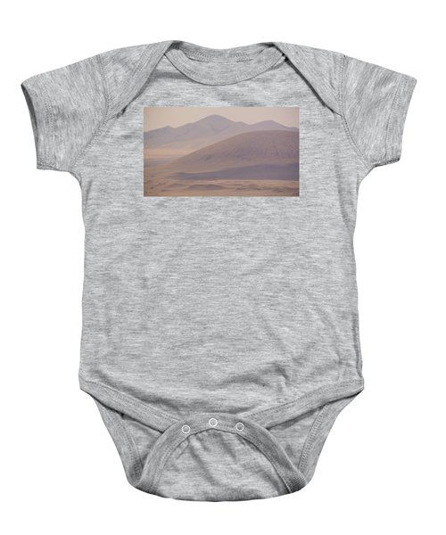 Capulin Volcano View Baby Onesie