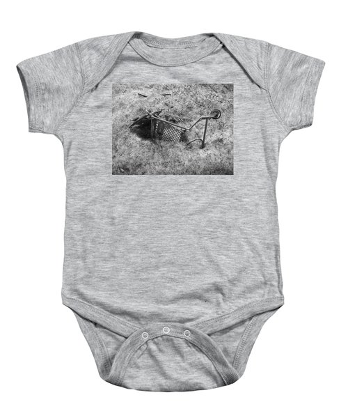 Cart Art No. 17 Baby Onesie