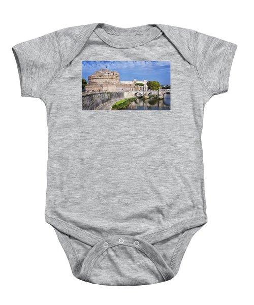 Castel Sant Angelo Baby Onesie