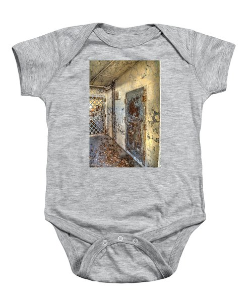 Chain Gang-2 Baby Onesie