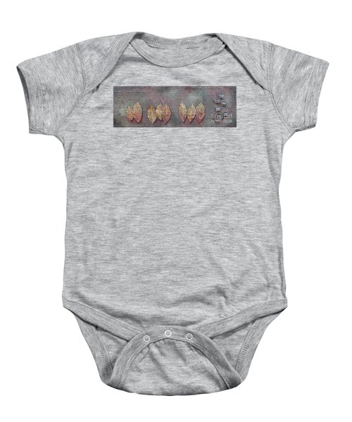 Changing Leaves Baby Onesie