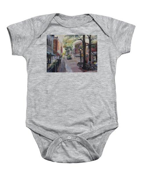 Charlottesville's Historic Downtown Mall Baby Onesie