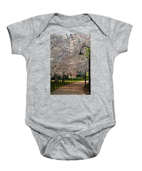 Cherry Blossoms 2013 - 060 Baby Onesie