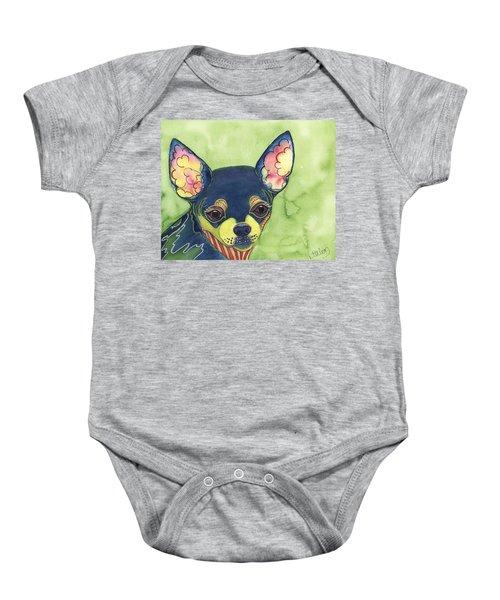 Chihuahua Baby Onesie