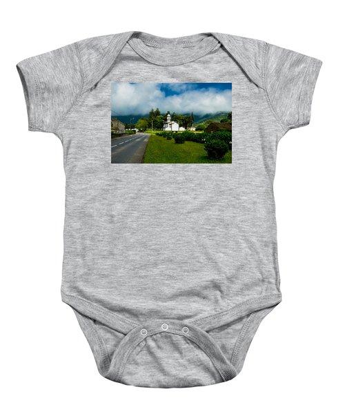 Church In Seven Cities Baby Onesie