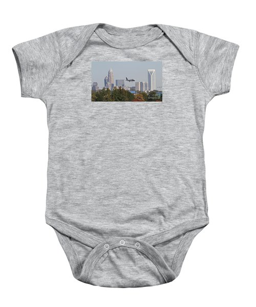Cleared To Land Baby Onesie
