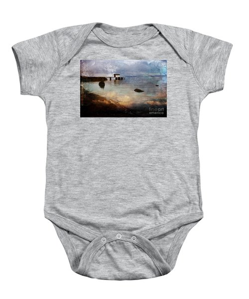 Coastal Path Baby Onesie