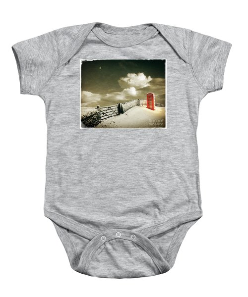 Cold Call Baby Onesie