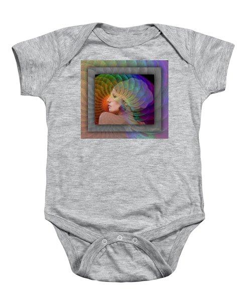 Consciousness Baby Onesie