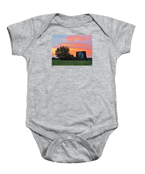 Country Sky Baby Onesie