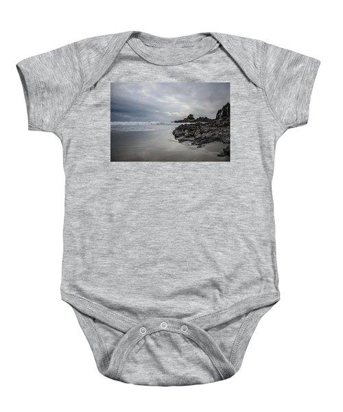 Cox Bay Afternoon  Baby Onesie