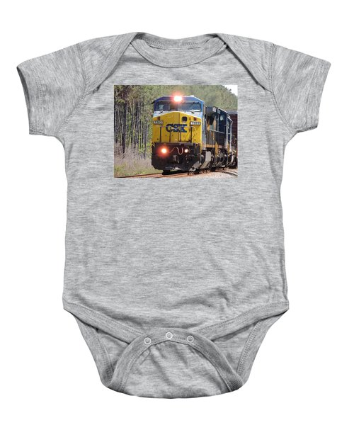 Csx 7363 Baby Onesie