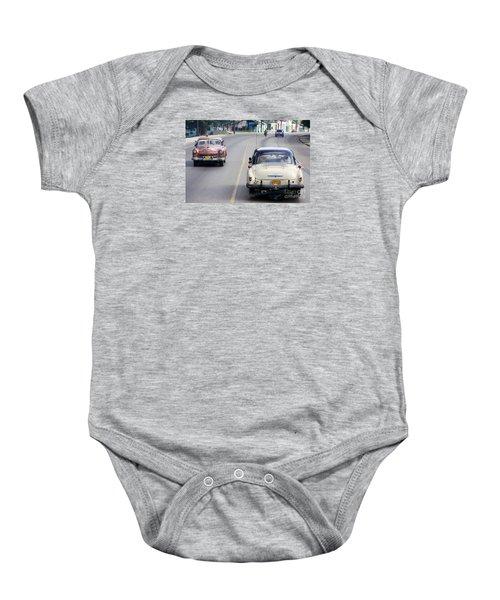 Cuba Road Baby Onesie