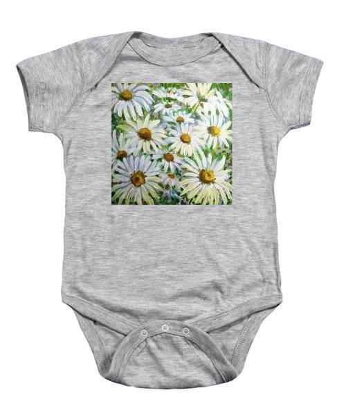 Daisies Baby Onesie