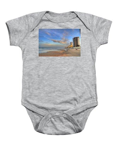 Daytona Beach Shores Baby Onesie