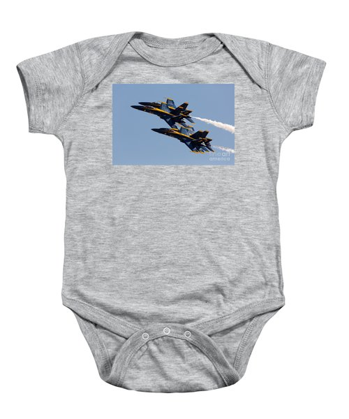 Diamond 360 Baby Onesie