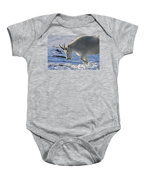 Digging For Dinner Baby Onesie