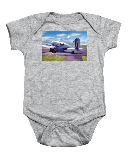Douglas Dakota Dc3 Baby Onesie