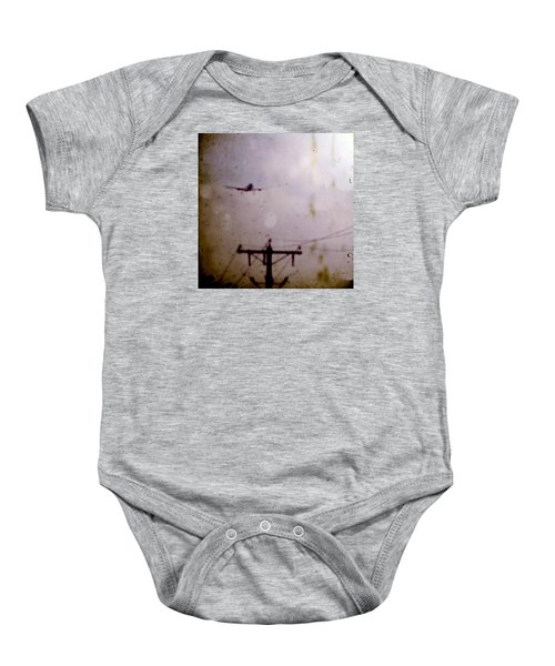 Drifting Into Daydreams Baby Onesie