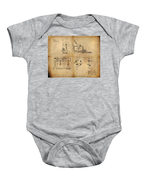 Drive System Assemblies Baby Onesie