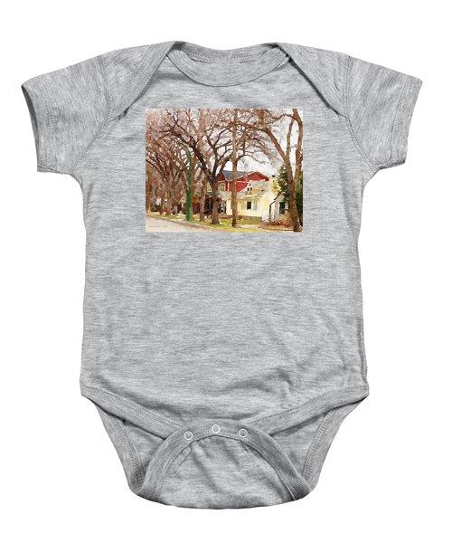 Early Spring Street Baby Onesie
