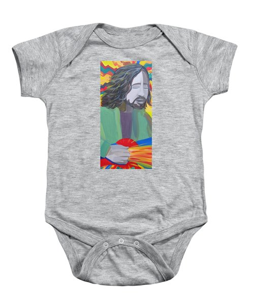 Eddie Baby Onesie by Kelly Simpson