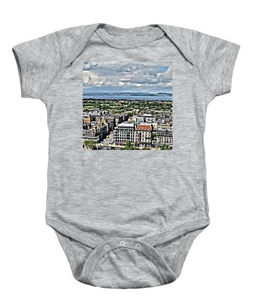 Edinburgh Baby Onesie