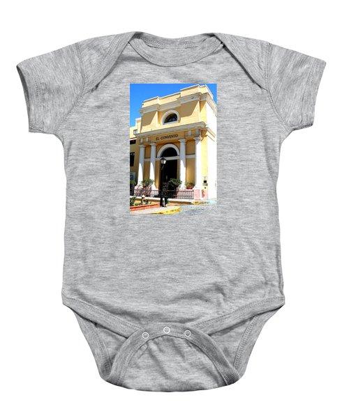 El Convento Hotel Baby Onesie