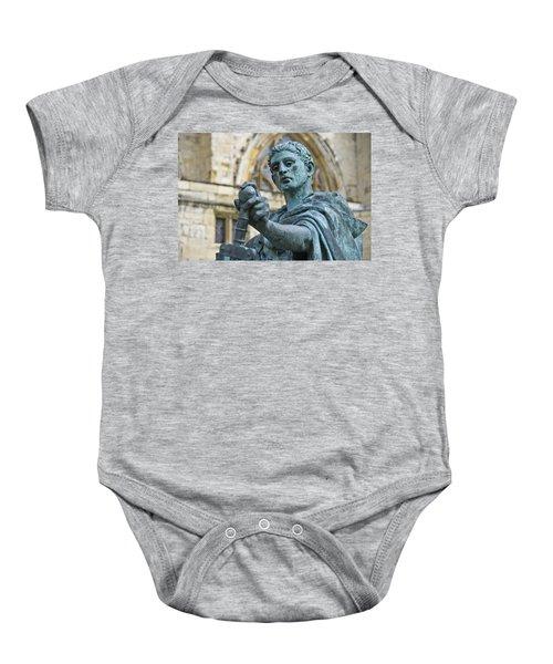 Emperor Constantine Baby Onesie