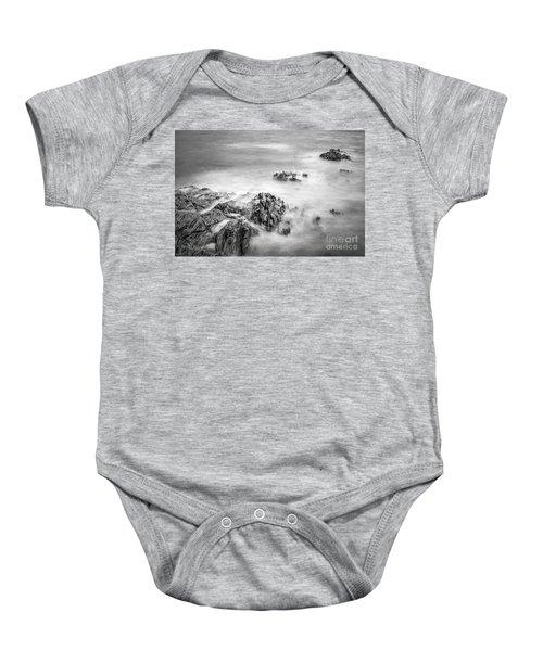 Estacas Beach Galicia Spain Baby Onesie