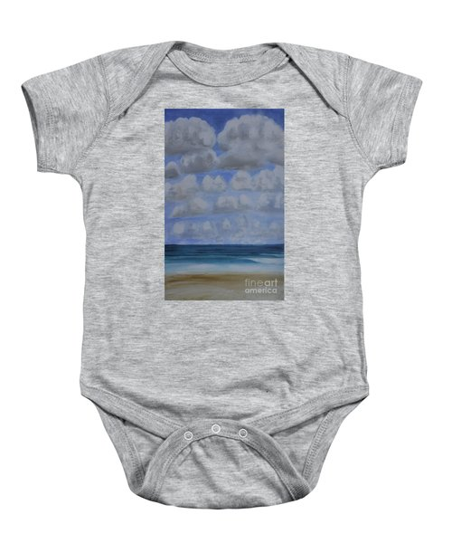 Everyday Is A New Horizon Baby Onesie